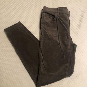 Corduroy Loft Pants